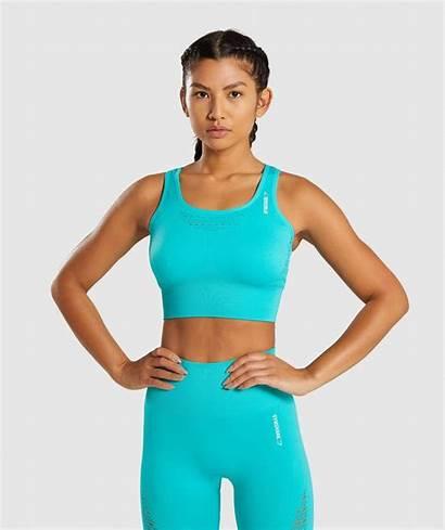 Gymshark Tropical Seamless Energy Gym Panties Clothes