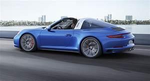 Porsche 911 Targa : 2016 porsche 911 carrera 4 targa 4 pricing and specifications photos 1 of 10 ~ Medecine-chirurgie-esthetiques.com Avis de Voitures