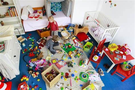 15 Minute Kid's Room Cleanup