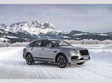 Bentley Bentayga V8 – new twinturbo V8 results in best