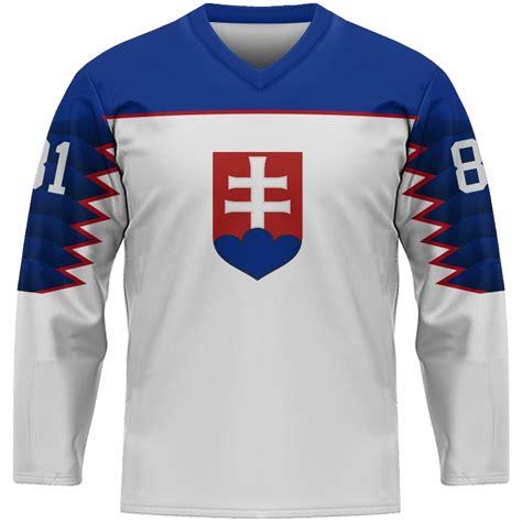 Vše ccm (10) official merchandise (15). Detský hokejový dres Slovensko NEW replika svetlý | Hokej ...