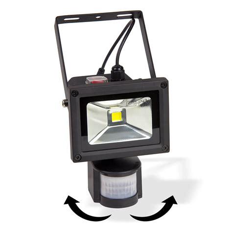 led solar strahler solar led strahler 10 watt mit bewegungsmelder
