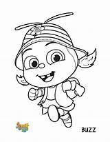 Coloring Pages Printable Bugs Beat Goosebumps Bug Buzz Popcorn Birthday Simba Beatles Sheets Beats Beatbugs Activities Birthdays Crick Soup Getcolorings sketch template