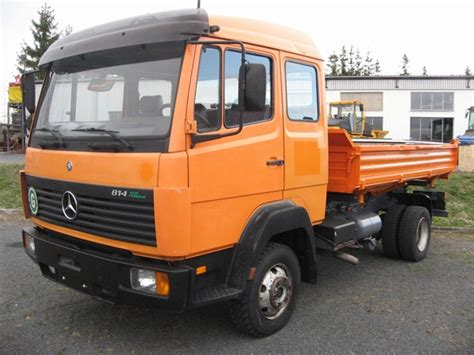 Images For > Mercedes Benz 814 Ecopower