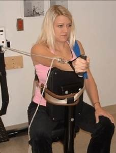 Scapular Protraction With Glenohumeral Joint And Rotator