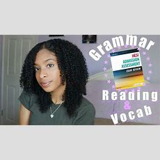 How To Study For The Hesi A2 (reading, Grammar + Vocab Sections)  Marissa Ann ♡ Youtube