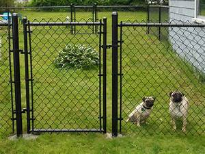Cheap fence ideas for dogs in diy reusable and portable for Cheap underground dog fence