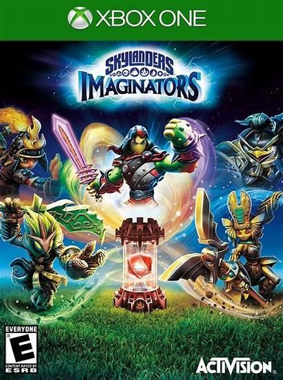 Skylanders Imaginators Xbox 360 Playstation Games Wii