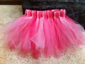 How to Make Tulle Tutu Skirt
