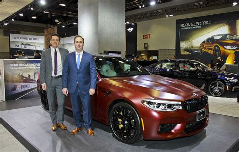 bmw canada images bmw presents american and canadian unveilings at