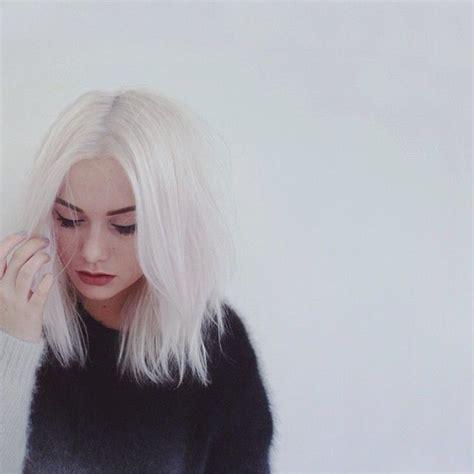 iamcharlottemartincom white hair perfection hair