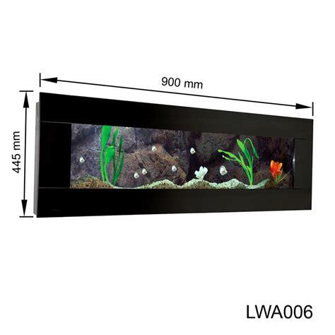 aquarium in der wand wandaquarium aquarium nano becken wand aquarium komplett
