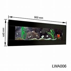 Komplett Aquarium Kaufen : wandaquarium aquarium nano becken wand aquarium komplett set schwarz ebay ~ Eleganceandgraceweddings.com Haus und Dekorationen