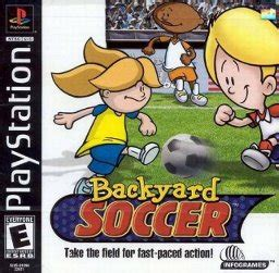 Backyard Soccer Wikipedia