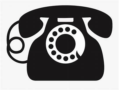 Telephone Phone Clipart Rotary Dial Calling Portageville