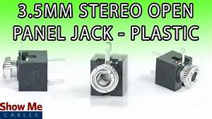 3 5 Mm Stereo Jack Wiring Diagram