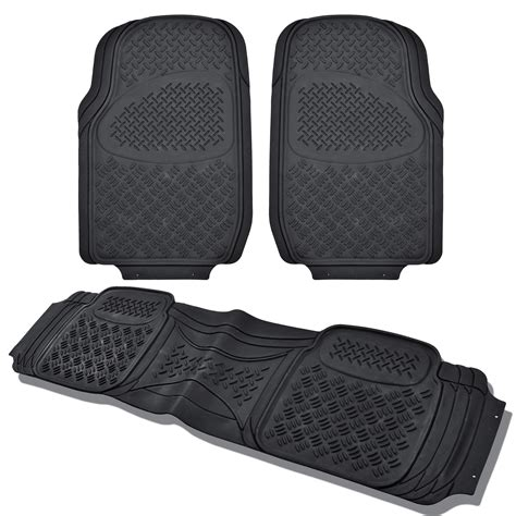 all weather car mats car floor mats for all weather heavy duty rubber 3