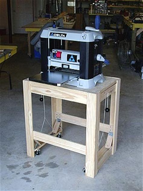 planer stand plans plans woodworking wooden