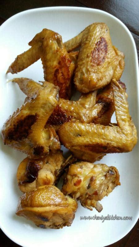Biasanya kita lebih sering menemui masakan tempe bacem, ternyata bukan hanya tempe yang bisa dibacem, ayam pun juga bisa. Resep Ayam Bakar Bumbu Bacem - Haniya Kitchen