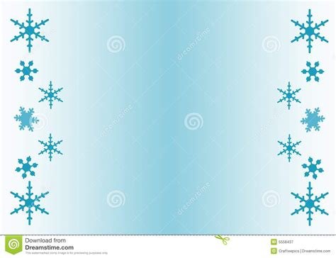 Border Snowflake Background Clipart by Snowflake Border Clipart 101 Clip