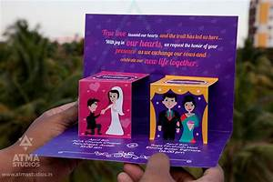 5 royal wedding cards that will always be remembered With pop up indian wedding invitations