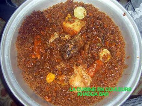 recette cuisine senegalaise recette de le thiebou djeun riz au poisson 2éme version