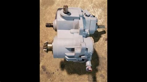 Hydraulic Pump, Motor And Valve Repair in San Antonio, Texas