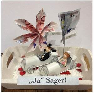 Geldgeschenke Verpacken Hochzeit : 17 best images about lustige geldgeschenke zur hochzeit on pinterest money origami origami ~ Eleganceandgraceweddings.com Haus und Dekorationen