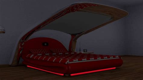 futuristic bed futuristic bed youtube