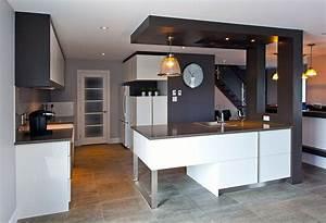 Cuisine Moderne Design : cuisine moderne griffe cuisine ~ Preciouscoupons.com Idées de Décoration