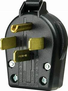 30 Amp Receptacle And Plug Wire Diagram