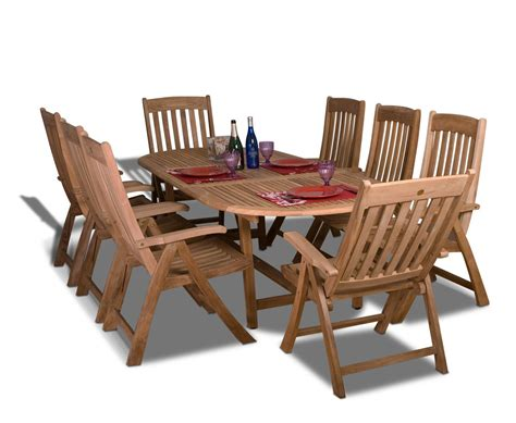 eucalyptus patio furniture cheap dining room chairs uk