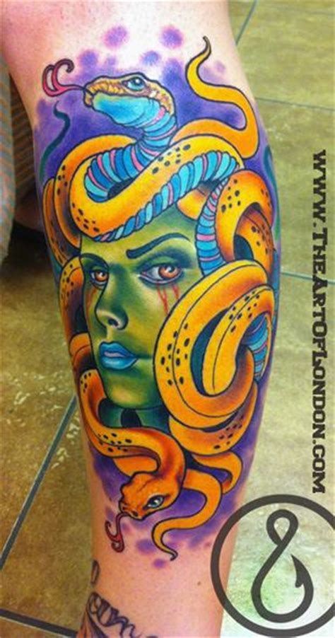 Snake Tattoo 1