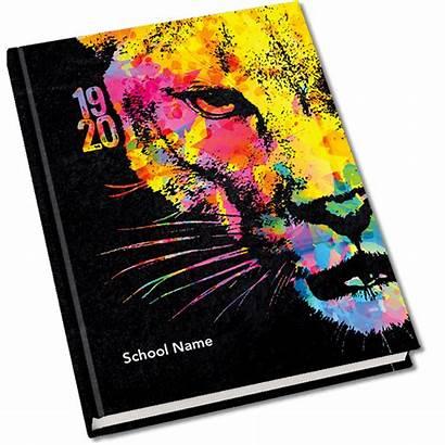 Yearbook Wildcat Covers Mascot Memorybook Standard Previous