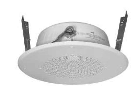 bogen 70 volt ceiling speakers quam ceiling speaker system system 21 bogen paging
