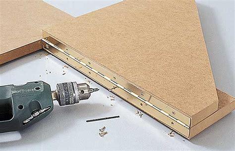 Come Costruire Una Scrivania In Legno by Come Costruire Una Scrivania A Scomparsa In Legno