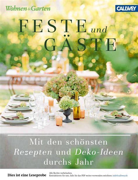 Wohnung Mit Garten Großröhrsdorf by Wohnen Garten Hrsg Feste Und Gaeste Callwey Issuu By
