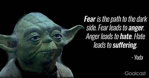19 Yoda Quotes ... Star System Quotes