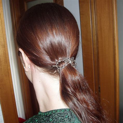 easy ponytail hairstyles  long hair