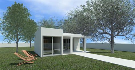 casa modular barata casas prefabricadas de hormig 243 n obox de menos de 50 m2