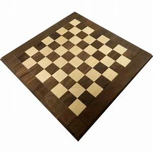23 U0026quot  Drueke Chess Board With 2 1  4 U0026quot  Squares