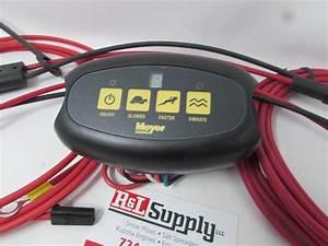 Meyer Baseline Wiring   Controller Kit