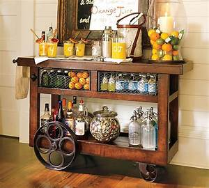 STYLISH BAR CARTS Best Friends For Frosting
