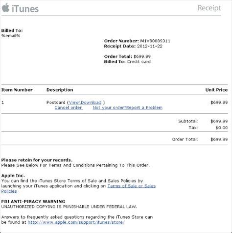 sophos report fake apple invoice leaves  vulnerable