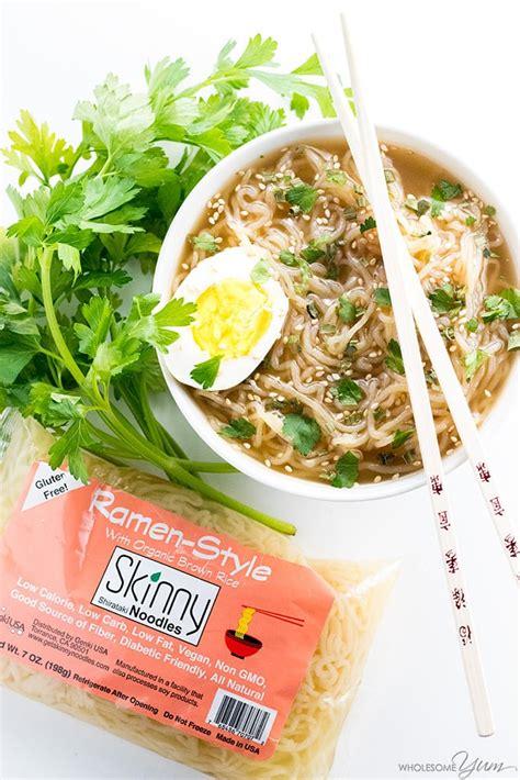 skinny noodles  calorie shirataki noodles review