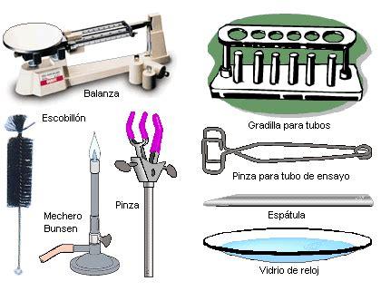 ejemplos de instrumentos de laboratorio