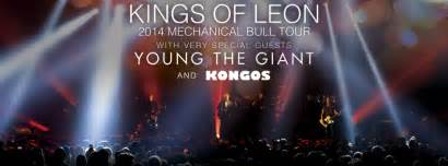 Kings Of Leon Kick Off Hugely Anticipated Us Summer Tour
