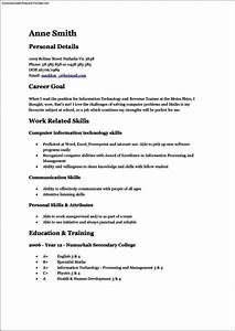 Teen Resume Template Free Samples Examples & Format