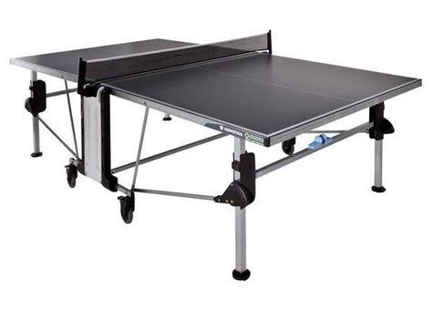 Table de ping pong exterieur auchan : prix jamais vu