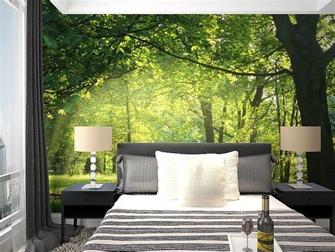 beibehang wallpaper idyllic natural scenery  flowers